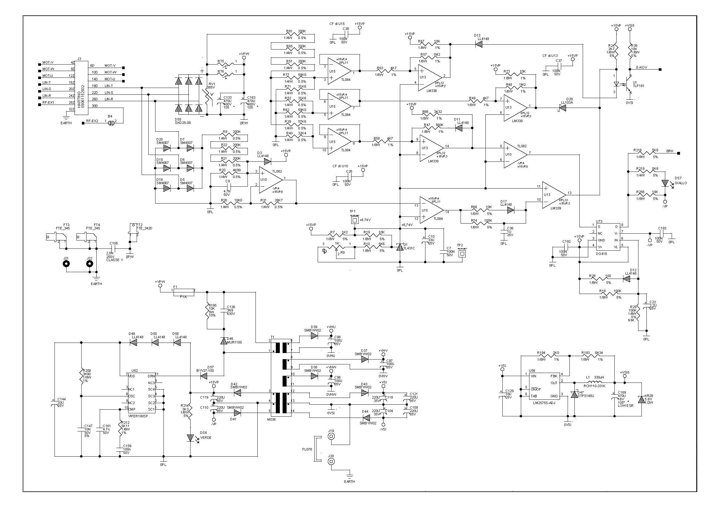 电路 电路图 电子 乐谱 曲谱 原理图 2339_1652