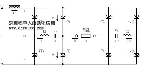 整流变压器tm付边采用双绕组的形式